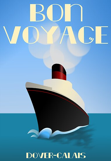 Bon Voyage! by ScarlettVeith
