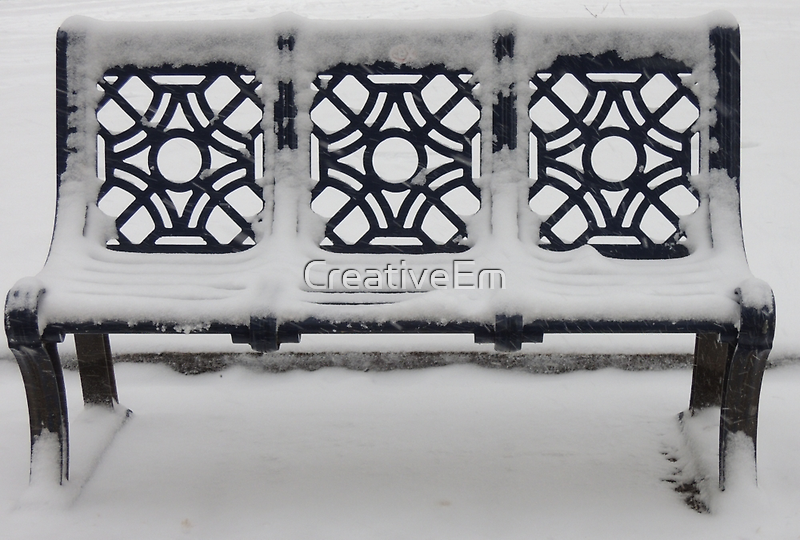 Birmingham Bench by CreativeEm