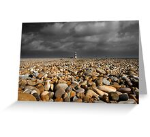 Orford Ness Lighthouse Greeting Card