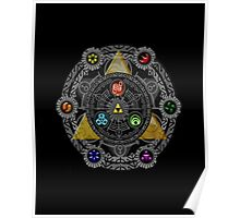 Triforce Ultimate Poster
