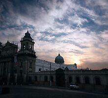 Metropolitan Cathedral of Guatemala by Freddy Murphy