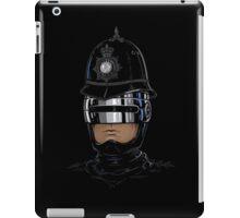 Royal Cop iPad Case/Skin