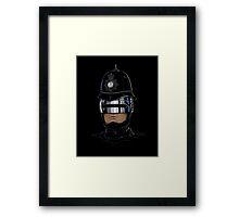 Royal Cop Framed Print