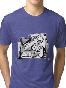 Abstract Moments 36 Tri-blend T-Shirt