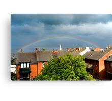 Two Pots of Gold? Canvas Print