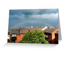 Two Pots of Gold? Greeting Card