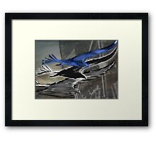~winds~ Framed Print