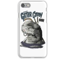 Sewer Lords - Gator Goon iPhone Case/Skin