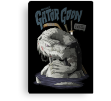 Sewer Lords - Gator Goon Canvas Print
