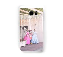 3 princesses Samsung Galaxy Case/Skin
