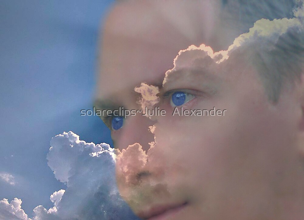The eyes are the window to his soul... by solareclips~Julie  Alexander