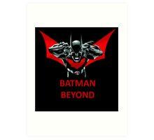 BATMAN BEYOND Art Print