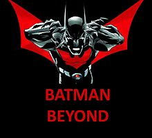 BATMAN BEYOND by AvatarSkyBison