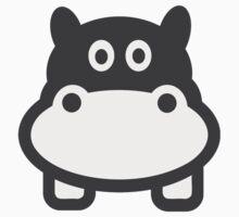 Hippo head Kids Clothes