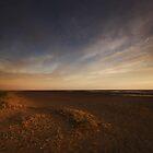 Theddlethorpe Beach by Captivelight