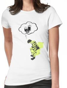 Taste of your own medicine Womens Fitted T-Shirt