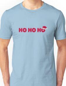 Santa Claus Ho Ho Ho Unisex T-Shirt