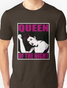 CREATURES OF THE NIGHT-QUEEN OF THE NIGHT T-Shirt