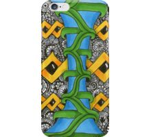 The Inky Forest iPhone Case/Skin
