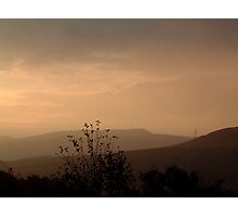 Dawn over Cult Hill Photographic Print