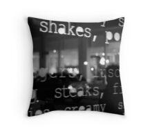 NY 11 Throw Pillow