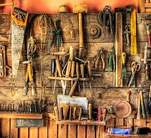 The workshop, part 3 by Bartek Kuzia