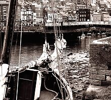 """Harbour View"" by Bradley Shawn  Rabon"