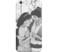 aladdin & jasmine iPhone Case/Skin