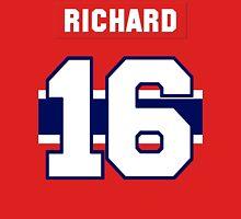 Henri Richard #16 - red jersey Unisex T-Shirt