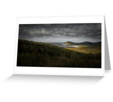 Cape Bruny, Tasmania Greeting Card