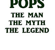 POPS the man the myth the legend by evahhamilton