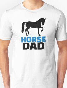 Horse dad T-Shirt