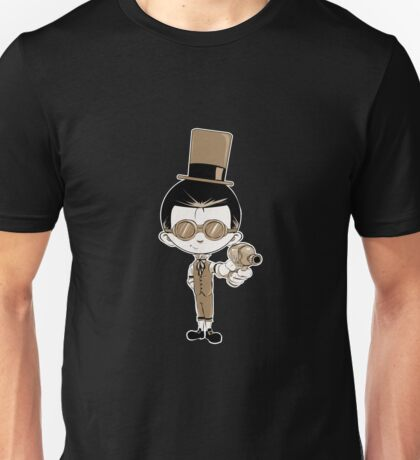 Little Inventor #2 Unisex T-Shirt