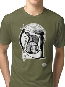 Abstract Moments 37 Tri-blend T-Shirt