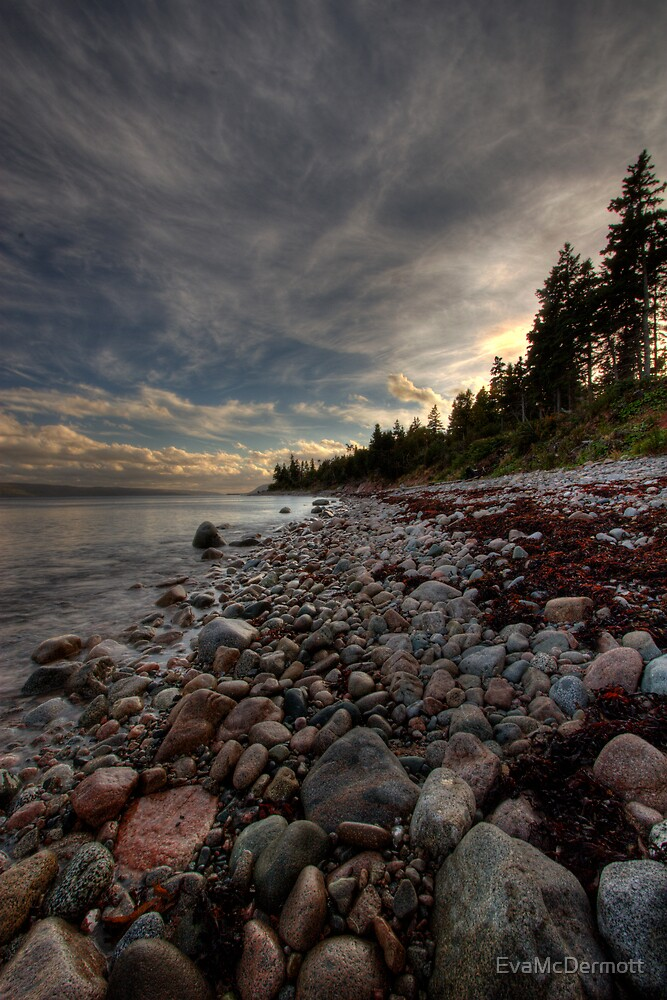 North Shore Cape Breton Island Nova Scotia by EvaMcDermott