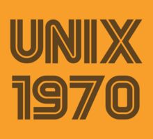 Unix 1970 by Mont42