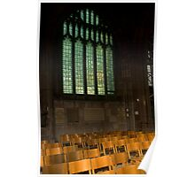 Manchester Cathedral  Poster