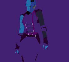 Nebula Minimalism by karlaizen