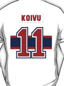 Saku Koivu #11 - 3rd jersey T-Shirt