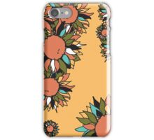 Psychedelic Sunflowers iPhone Case/Skin