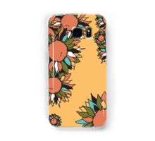 Psychedelic Sunflowers Samsung Galaxy Case/Skin
