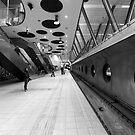 Wilhelminaplein metro by Giuseppe Moscarda