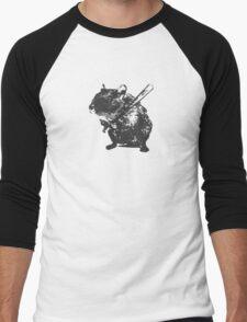 Angry street art mouse / hamster (baseball edit) T-Shirt