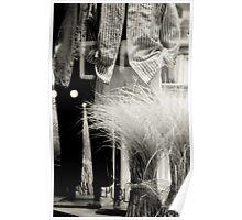 Storefront - Grassy Poster