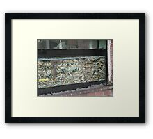 Crabs Galore! Framed Print