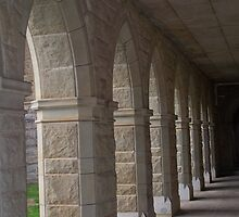 arches and porticos by rateotu