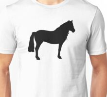 Haflinger horse Unisex T-Shirt