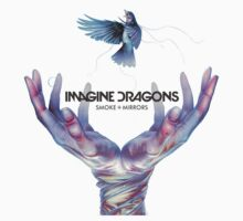 Imagine Dragons Smoke + Mirrors Super Deluxe by BRAINROX