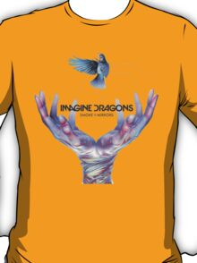 Imagine Dragons Smoke + Mirrors Super Deluxe T-Shirt