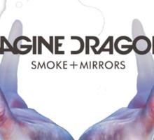 Imagine Dragons Smoke + Mirrors Super Deluxe Sticker